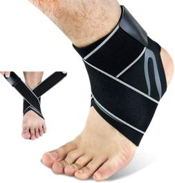 Beister 1 Pair Ankle Support Neoprene Compression Ankle Brac