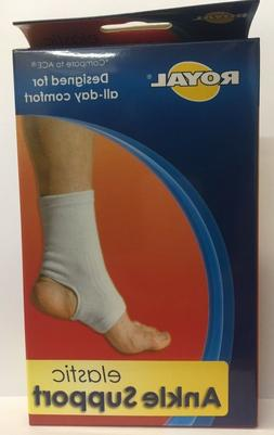 2 NEW SPORT ANKLE Support Elastic Sleeve COMPRESSION Arthrit