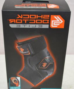 Shock Doctor 2055 Elite Bio-Logix Ankle Brace left Sz M/L Ne