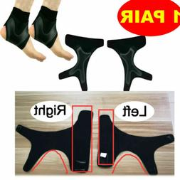 2XAnkle Brace Support Compression Sleeve Plantar Fasciitis P
