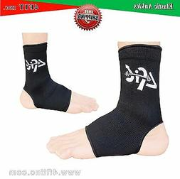 4Fit ELASTICATED NEOPRENE ANKLE FOOT BRACE SUPPORT PAIN INJU