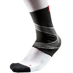 McDavid 5115 Ankle Sleeve with 4-Way Elastic & Gel Buttress