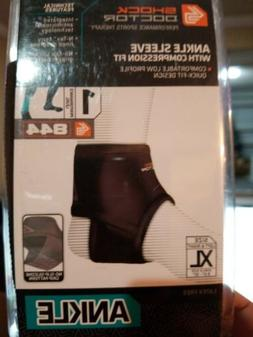 SHOCK DOCTOR 847 ANKLE STABILIZER BRACE FLEX SUPPORT XL LEVE
