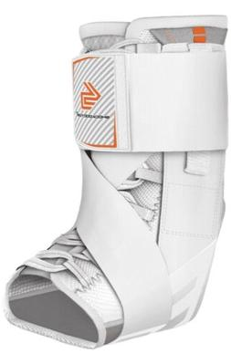 SHOCK DOCTOR 851 ULTRA LACED ANKLE BRACE WITH STRAP  Medium