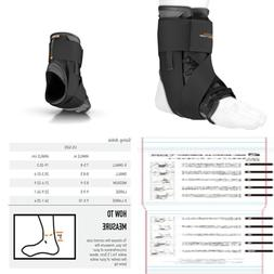 Shock Doctor 851 Ultra Wrap Laced Ankle Brace LARGE 9 9.5