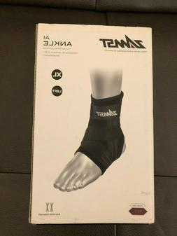 Zamst A1 Left Ankle Brace Ankle Moderate Compression Support