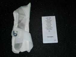 Aircast A60 Ankle Support Brace - White Large