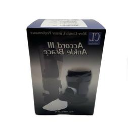 COMFORTLAND ACCORD III RIGHT ANKLE BRACE, SMALL,CL-301-2-R L