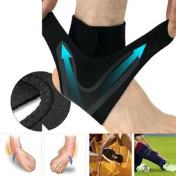 Adjustable Foot Drop Orthotic Correction Ankle Plantar Fasci