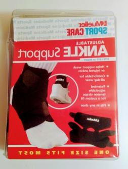 Adjustable Ankle Support Brace Sports Moderate Sprain Arthri