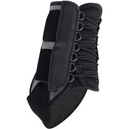Ace Adjustable Quick-Lace Ankle Support, Black