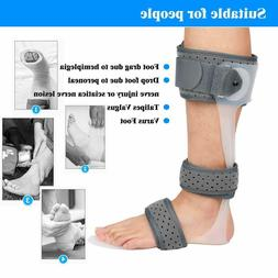 AFO Brace Medical Ankle Foot Orthosis Support Drop Foot Post