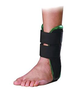 Orthomen Air Gel Ankle Stirrup Brace, One Size Fits Most