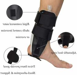 Air and Foam Ankle Stirrup Brace, Air Pump Ankle Support Spl