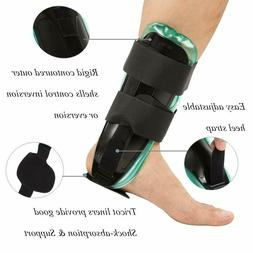 Air Gel Ankle Stirrup Brace Stabilizer Support for Reduce An