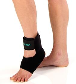 Aircast Air Heel Ankle Support Wrap Pain Compression Ankle B