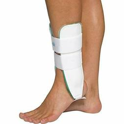 Aircast Air-Stirrup Ankle Support Brace, Right Foot, Large D