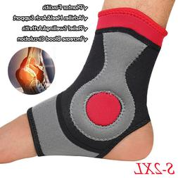 Aircast Air-Stirrup Ankle Support Brace, Right Foot, Pediatr