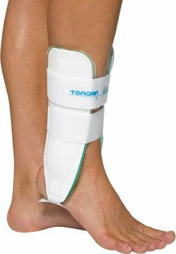 Aircast Air-Stirrup Pediatric Ankle Support Brace, Left Foot