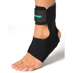 Aircast Air Heel Ankle Foot Brace Support Wrap Pain Compress