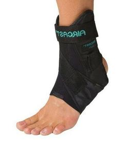 AIRCAST AIRSPORT ANKLE SUPPORT BRACE  by DONJOY Black 02M NI