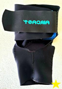 Aircast AirHeel Ankle Support Brace Small With Stabilizers