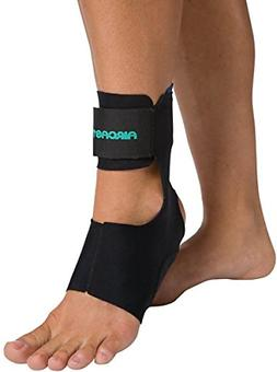 Aircast AirHeel Ankle Support Brace without Stabilizers, Med