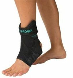 Aircast A60 Ankle Support - Black, Right, Medium