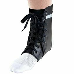Thermoskin Ankle Armour Lace-up Brace Black