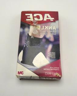 Ace Ankle Brace Side Stabilizers Moderate Support Style #207