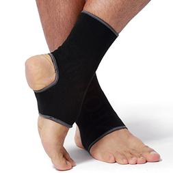 Neotech Care Ankle Support Sleeve - Open Heel, Light, Elasti