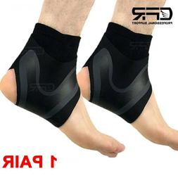 Ankle Brace Achilles Tendon Support Arch Foot Wrap Sleeves T
