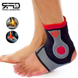 Ankle Brace Achilles Tendon Support Arch Foot Wrap Sleeves J