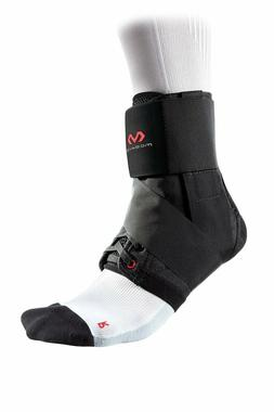 McDavid Level 3 Ankle Brace with straps - black