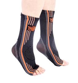 Doc Miller Premium Ankle Brace Compression Support Sleeve So