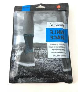 POWERLIX Ankle Brace Compression Support Sleeve XL 1 Pair