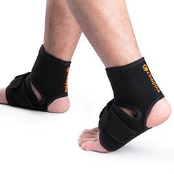 CAMBIVO Ankle Brace Stabilizer, Ankle Support Breathable for