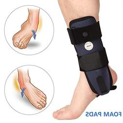 Velpeau Ankle Brace - Stirrup Ankle Splint - Adjustable Rigi