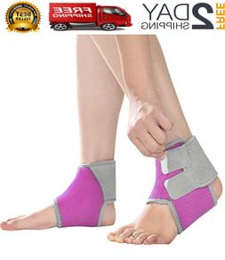 Ankle Brace Support For Kids Breathable Non-Slip Adjustable