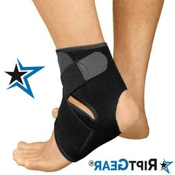 Ankle Brace Support for Men and Women by RiptGear® - Basket