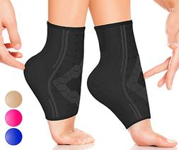 Ankle Compression Socks by SPARTHOS  – Plantar Fasciitis S