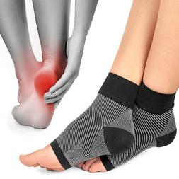 Ankle Compression Socks Support Stockings Graduated Men's Wo