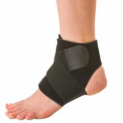 ANKLE ELASTIC SUPPORT BRACE WRAP FOOT COMPRESSION SLEEVE SPO