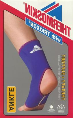 Thermoskin Ankle Sleeve Long Support Achilles Tendon Compres