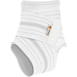 Shock Doctor Ankle Sleeve with Compression Wrap Support - Wh