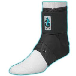 ASO Ankle Stabilizing Orthosis - Black - XX Large