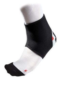 McDavid ankle support black/scarlet large