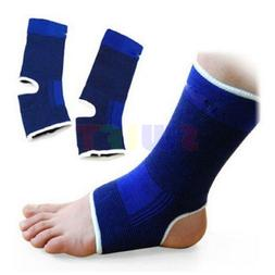 Ankle Support Brace Compression Sleeve Foot Pain Relief for