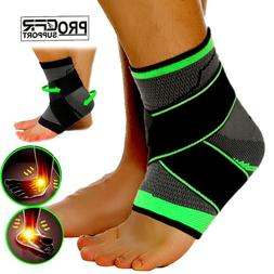 Ankle Support Brace Plantar Fasciitis Compression Sock Foot