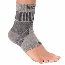 Zensah Ankle Support - Compression Ankle Brace - Great for R